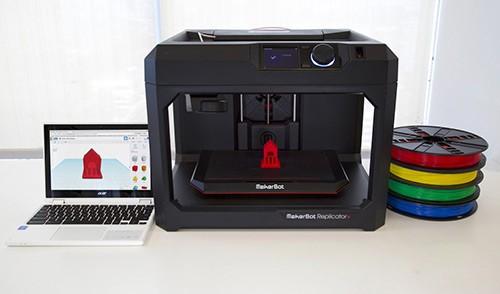 MakerBot在教育市场的发展会中断裁员步伐?