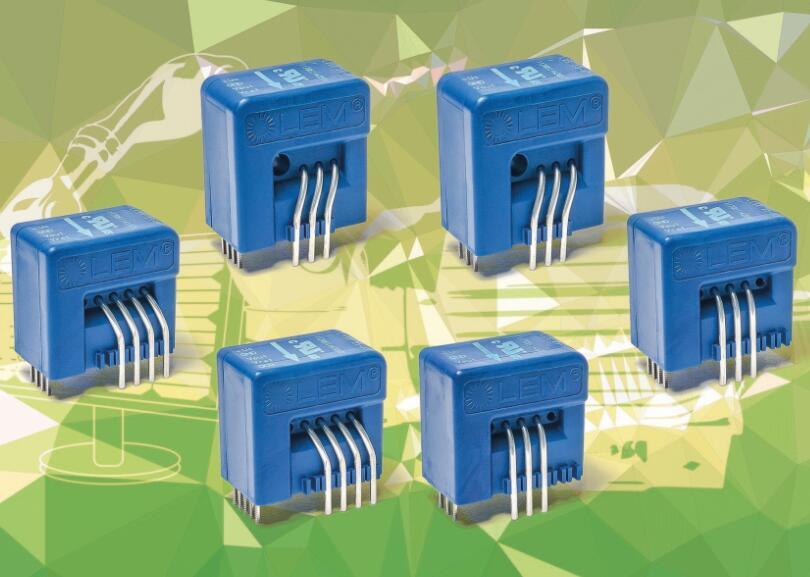 莱姆的新型LxSR系列霍尔效应电流传感器实现了技术突破