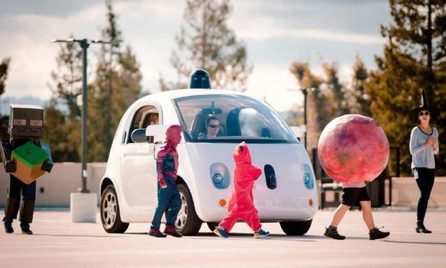 谷歌英伟达英特尔三国争霸 打响自动驾驶芯片争夺战