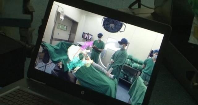 武汉协和医院成功借助mr技术引导髋部骨折手术
