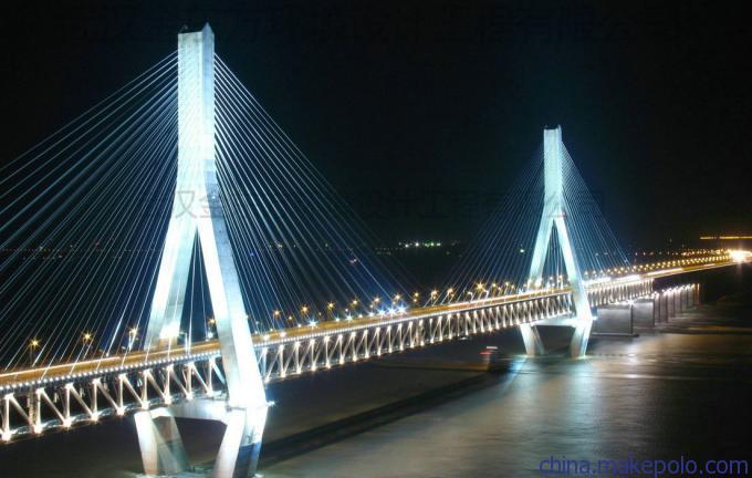 武汉市42座桥梁将安装传感器24小时监测