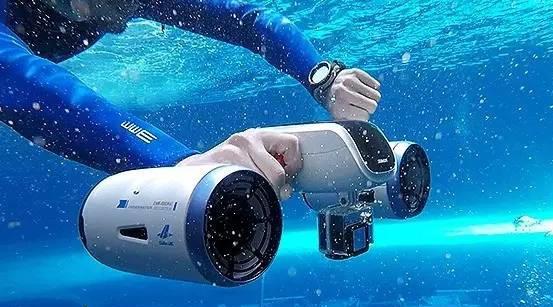 """完成1.1亿元A+轮融资,深之蓝:从工业级到消费级水下机器人""""蓝海"""""""