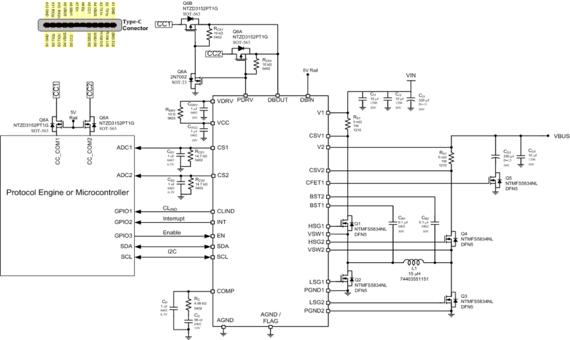 如何为usb type-c和qc 3.0选择合适的电源控制器