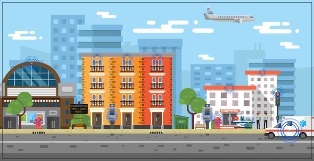 华为与加拿大的物联网公司BeWhere合作智能城市项目