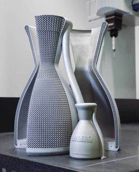 一种火箭发动机轻量化结构的设计与3d打印探索