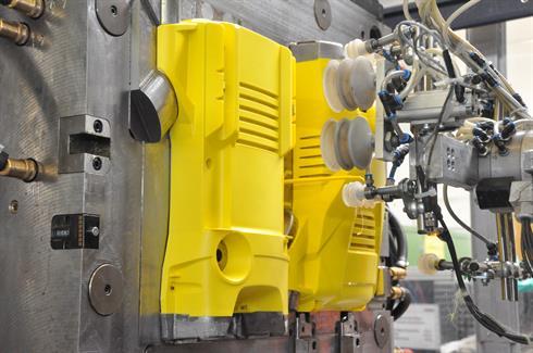 雷尼绍环形冷却AM解决方案提升了K?rcher近一半的生产率