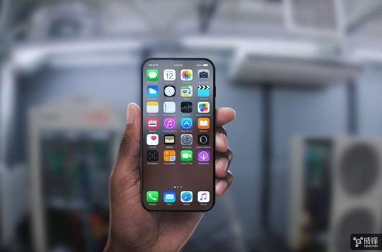 苹果已预订2018年iPhone 3D传感器订单