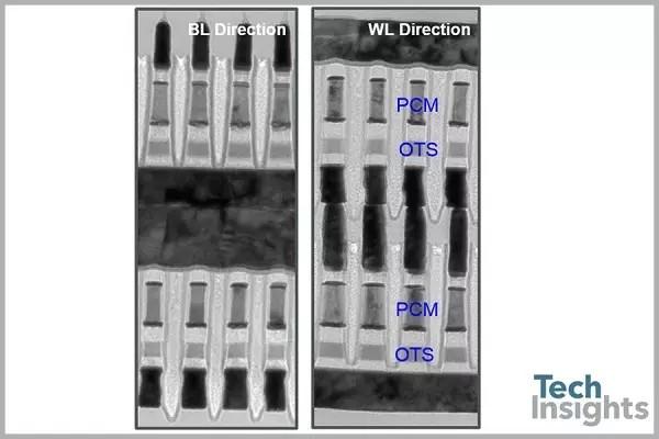 【分析与研究】英特尔3D XPoint内存封装逆向
