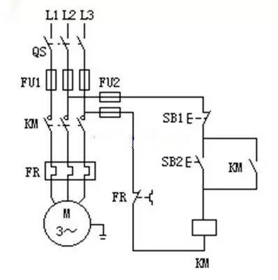 全是干货!电力拖动控制线路图