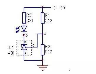 开关电源反馈电路中TL431的在线确诊 又学了一招!