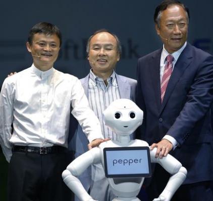 """孙正义""""嗜赌成性""""?千亿美元豪赌物联网、机器人和人工智能"""