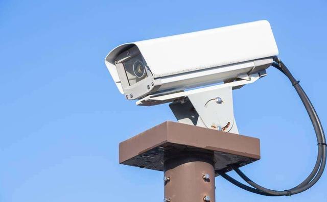 住宅小区安防监控布点可替代保安巡逻人员