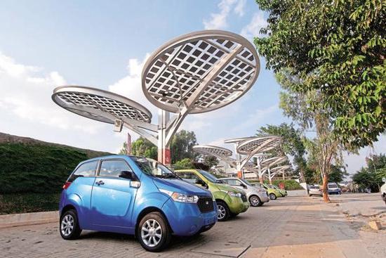 珠海银隆拟在印度建电动车制造厂
