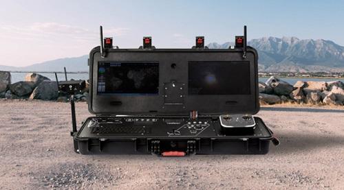 科达发布警用无人机解决方案