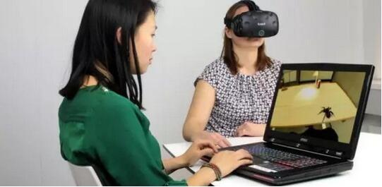 VR融入眼球追踪技术 抛弃手柄用意识操作