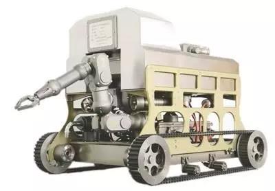 """解密核电应急机器人:强核辐射环境下的""""孤胆英雄"""""""