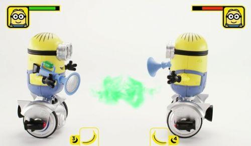 小黄人变身机器人 ,WowWee《神偷奶爸3》衍生品亮眼上市