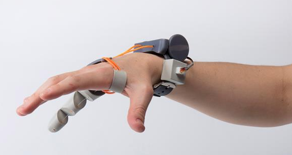 "3D打印""第三根拇指""会带来怎样的超能力?"