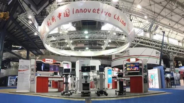 迈瑞超声设备成中国医疗器械的创新词