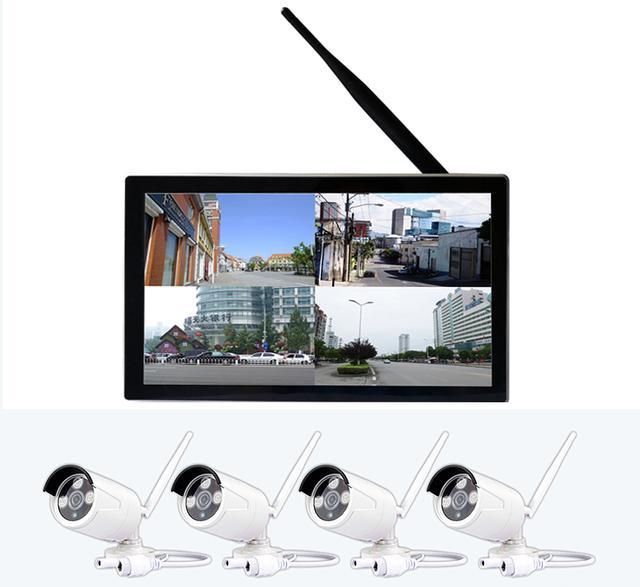 如何将普通电视机安装成监控设备?
