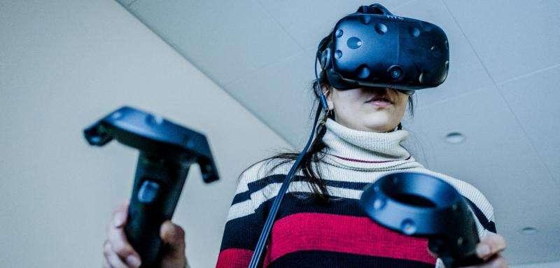 牛津大学科学家借助VR技术来追踪常见疾病病因