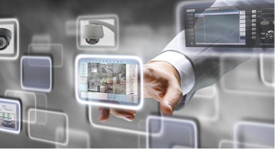 科技片中的安防系统竟然在家也能轻松实现