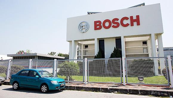 Bosch德国建厂投11亿美元押注自动驾驶传感器