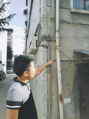 """绍兴研发国内首个雨水立管监测""""神器"""",谁排污一查便知"""