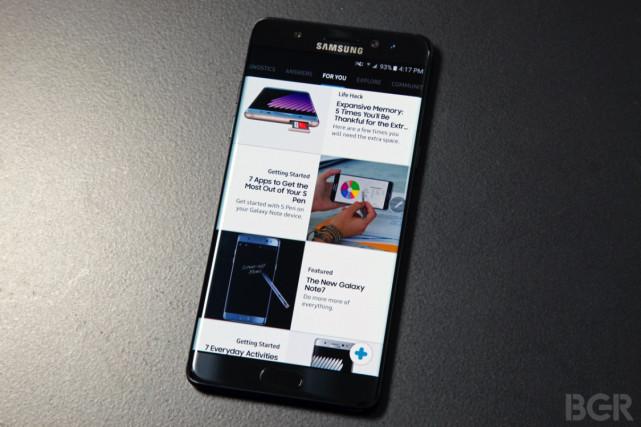 三星Note 8手机壳泄露指纹传感器位置 不在屏幕上