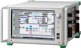 安立通讯推出高性能BERT来验证下一代高速接口设计