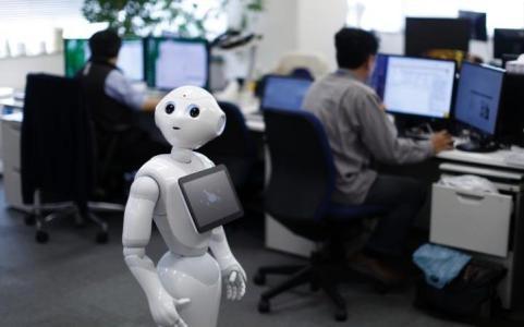 如果我是人工智能机器人 你还爱我吗?
