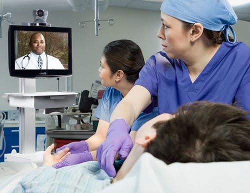互联网医疗大有可为:美国渐渐松绑远程医疗