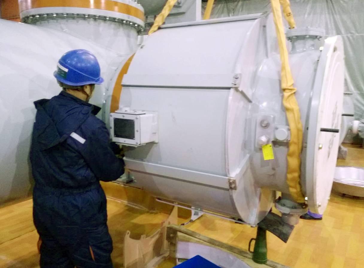 聚焦:特高压变电站是怎样建成的?