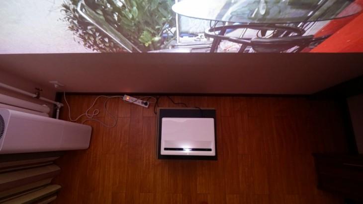米家激光投影电视评测:这临场感普通电视可给不了你