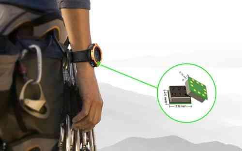 歌尔发布新一代高精度超小尺寸气压传感器
