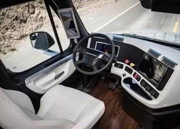 自动驾驶卡车发展提速 主动作为比担心饭碗更重要