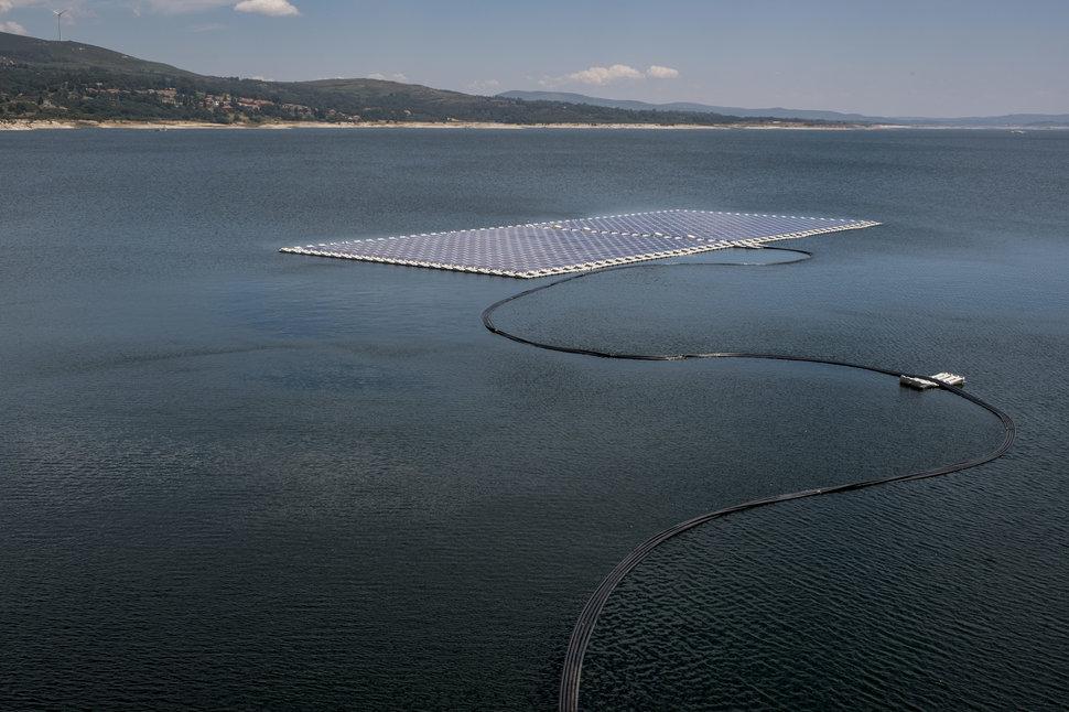 全球首个水电太阳能混合电站在葡萄牙投产