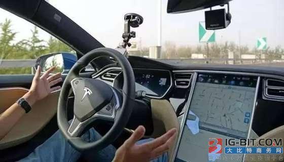 自动驾驶、无人驾驶傻傻分不清?