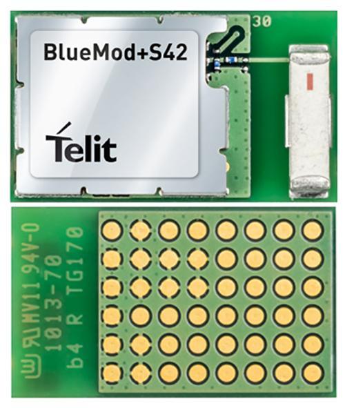 Telit推出BLE模块,集成MEMS运动和环境传感器