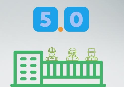工业4.0方兴未艾 5.0时代又将到来?
