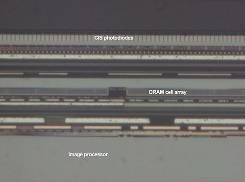揭密Sony三层堆栈式CMOS影像传感器