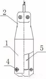 专利丨投入式液位变送器钟罩型配重结构