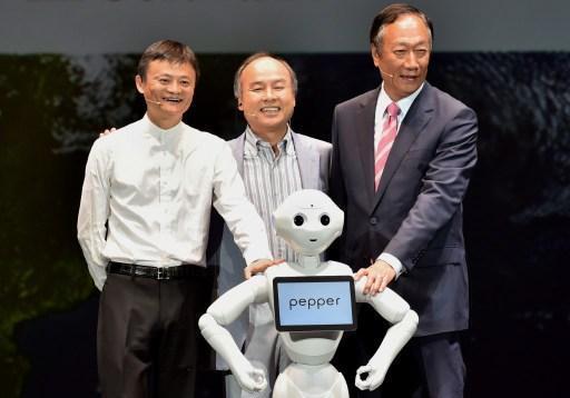 即使有孙正义、马云、郭台铭站台,这款机器人还是陷入了泥潭