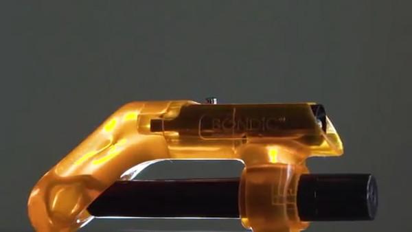 """超迷你的液体塑料""""3D喷枪"""" 简直是修补神器"""