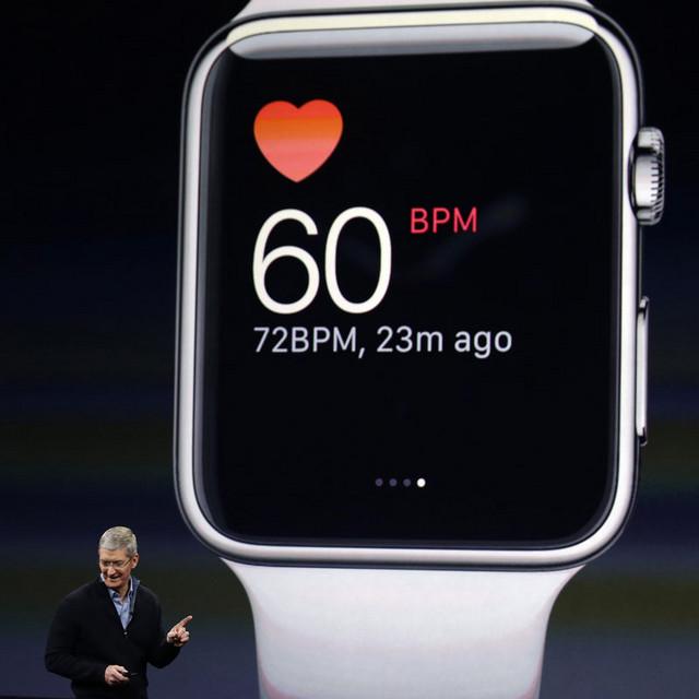 Apple Watch可帮助患者监测心脏病