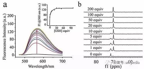 细胞内硫醇探测新技术——超极化129Xe磁共振