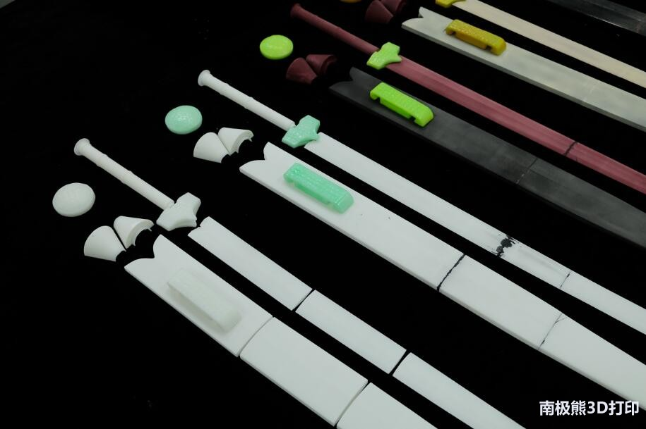 """消失的汉代玉首剑,是EinScan-Pro+和3D打印把它""""找""""回来了"""