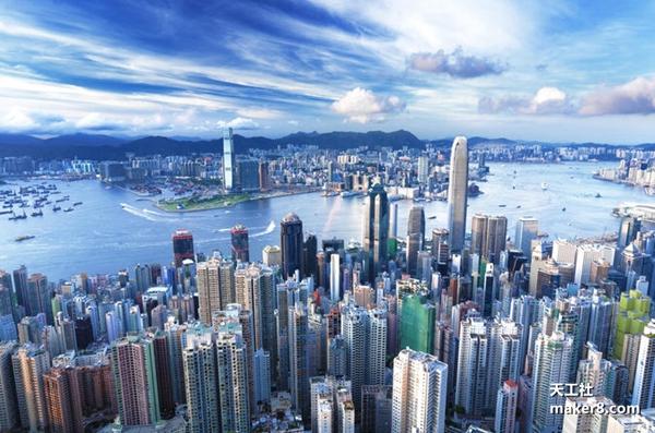 """香港用吉尼斯""""世界最大3D打印雕塑展""""纪录庆祝回归20年"""
