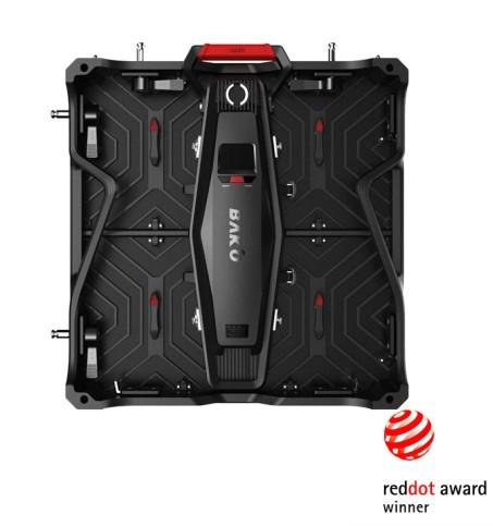 巴科光电LED租赁显示屏获2017德国红点设计奖