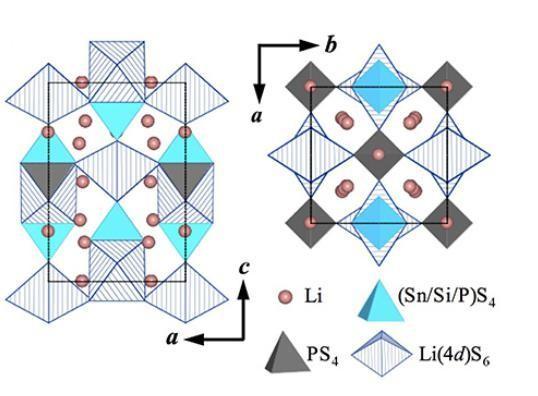 锡硅替代锗 固态电解质降低锂电池成本